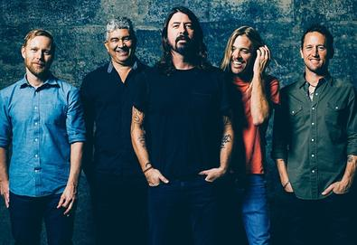 "Foo Fighters divulga novo EP ""Saint Cecilia"""