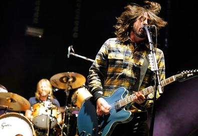 Foo Fighters será headliner no Glastonbury Festival