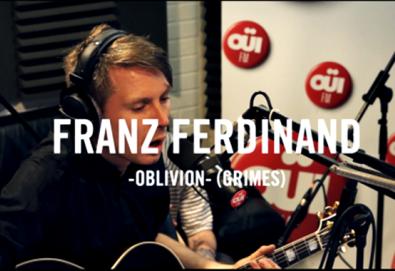 """Franz Ferdinand faz versão de """"Oblivion"""" (Grimes); ouça aqui"""