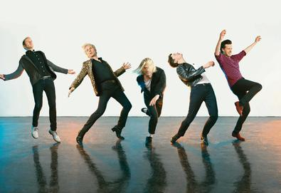 "Vídeo: Franz Ferdinand - ""Feel The Love Go"""