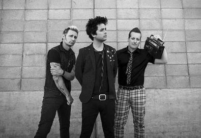"Nova música: Green Day - ""Back In The USA"""