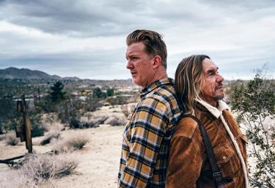 """Novo álbum de Iggy Pop e Josh Homme já está disponível; ouça """"Post Pop Depression"""""""