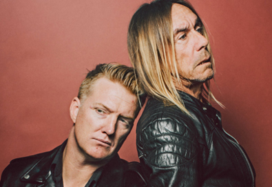 "Ouça ""Sunday""; Faixa de ""Post Pop Depression"", novo disco de Iggy Pop e Josh Homme"