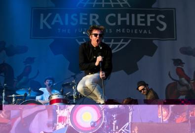 Kaiser Chiefs comenta sobre a saída de seu baterista