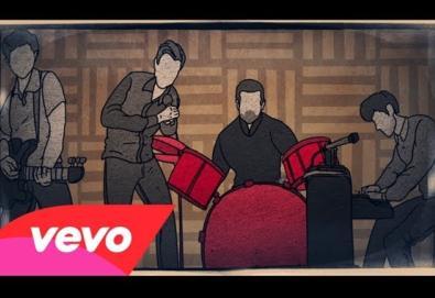 Keane estreia seu novo vídeo