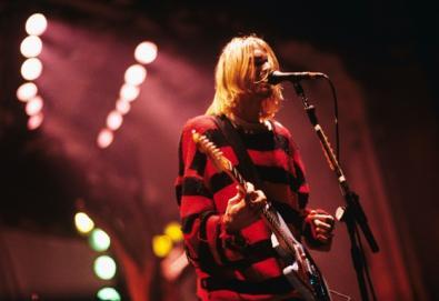 "Ouça a mixtape de Kurt Cobain: ""Montage of Heck"""