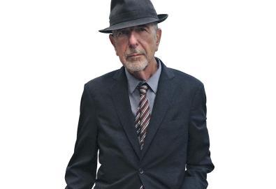 Leonard Cohen faleceu aos 82 anos