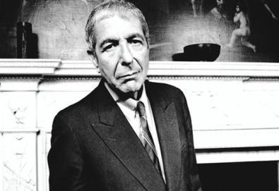 Leonard Cohen estreia uma nova canção