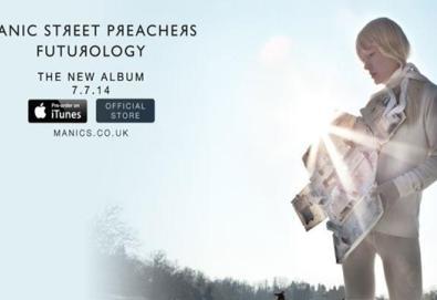 "Manic Street Preachers lança seu novo álbum ""Futurology"""