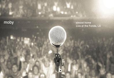 Moby anuncia novo DVD ao vivo