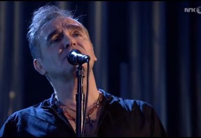 Morrissey ao vivo na cerimônia do Prêmio Nobel; assista aqui