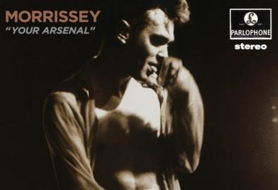"Morrissey reeditará ""Your Arsenal"""