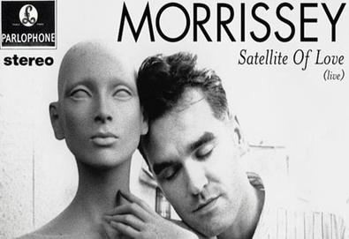 "Morrissey revela tracklist de seu novo single ""Satellite Of Love"""