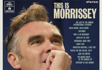 Morrissey lançará nova coletânea em julho