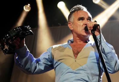 Morrissey estreia uma canção de seu novo disco; veja aqui