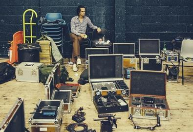 Nick Cave anuncia seu quarto álbum ao vivo