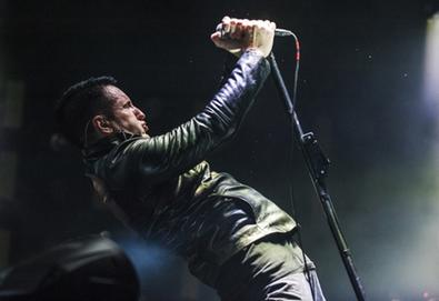 "Veja trechos de ""Tension 2013"", show do Nine Inch Nails gravado em Los Angeles"