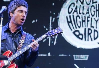 "Noel Gallagher divulga novo single ""Fort Knox""; ouça aqui"