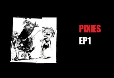 Pixies lança novo EP e vídeo