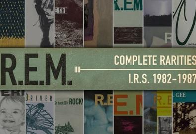 "R.E.M lança ""Complete Rarities: I.R.S. 1982–1987"""