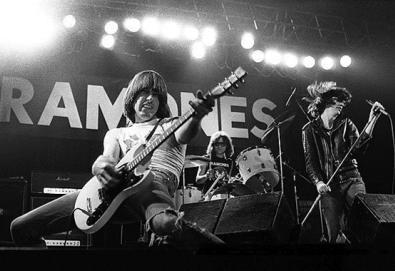 Filme sobre os Ramones será dirigido por Martin Scorsese