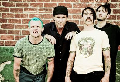 Red Hot Chili Peppers trabalha com Nigel Godrich