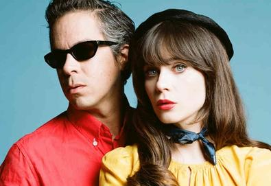 Ouça o novo disco do She & Him