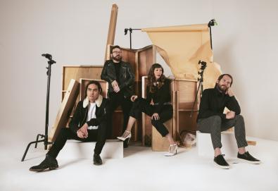 Silversun Pickups lançará um novo álbum — 'Widow's Weeds' — em junho