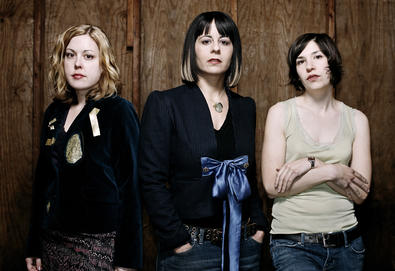 Sleater-Kinney anuncia álbum ao vivo - 'Live in Paris'