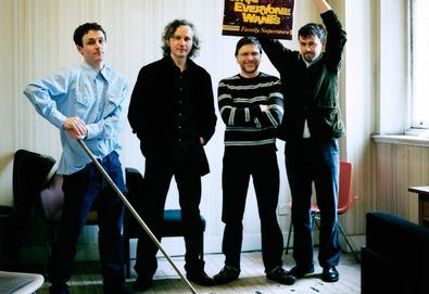 Teenage Fanclub anuncia a saída de Gerard Love do grupo