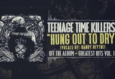Membros do Foo Fighters, Slipknot, QOTSA, entre outros, formam supergrupo Teenage Time Killers