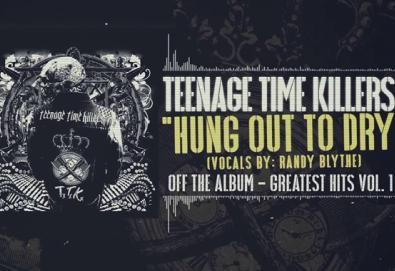 Membros do Foo Fighters, Slipknot, QOTSA, entre outros, formam supergrupo Teenage Time Killers