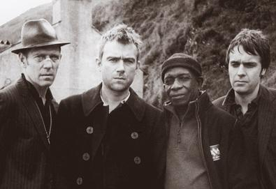 Depois do Gorillaz, Damon Albarn volta a trabalhar com o The Good, The Bad & The Queen