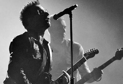 U2 deve lançar novo disco em abril