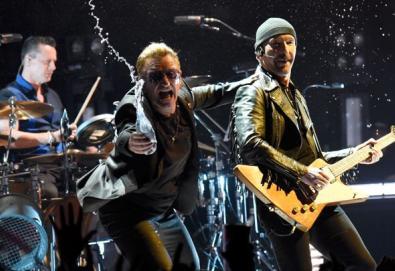 U2 terá novo disco e turnê em 2017