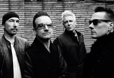 "U2 revela capa de ""Songs Of Innocence"""