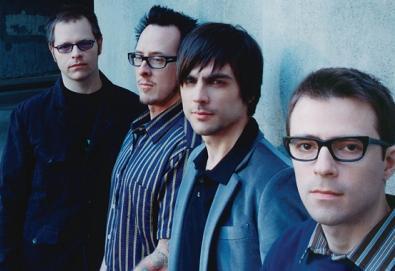 Novo disco do Weezer