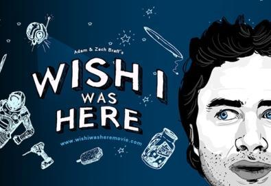 """The Shins, Bon Iver e Cat Power junto com Chris Martin na trilha sonora de """"Wish I Was Here"""""""