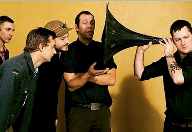 """Modest Mouse - """"Lampshades on Fire"""""""