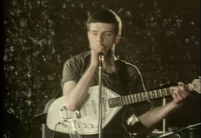 Joy Division Frontman Ian Curtis' guitar sells for $ 210,000
