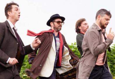 Supergrass anuncia retorno para uma turnê