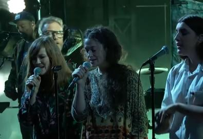 "Veja: The National - ""Where Is Her Head"" (ao vivo no Jimmy Kimmel)"